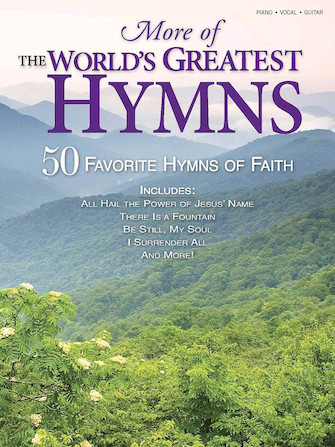 Product Cover for More of the World's Greatest Hymns