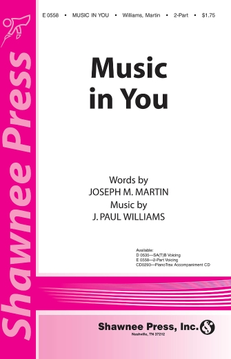 Product Cover for Music in You