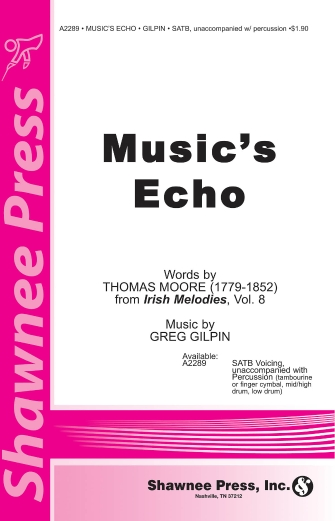 Product Cover for Music's Echo