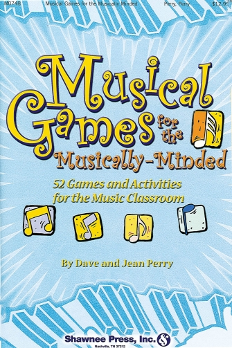 Product Cover for Musical Games for the Musically-Minded