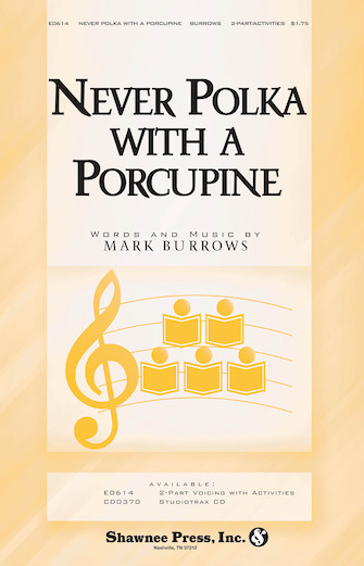 Product Cover for Never Polka with a Porcupine