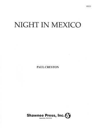 Product Cover for Night in Mexico