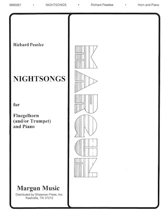 Product Cover for Nightsongs
