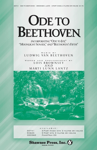 Product Cover for Ode to Beethoven