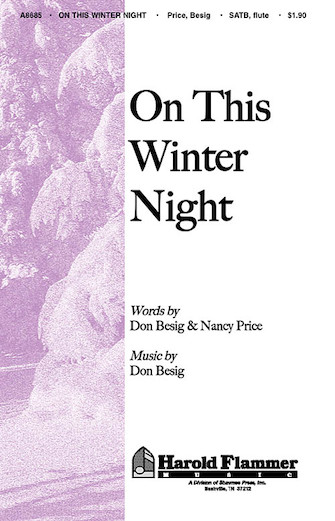 Product Cover for On This Winter Night