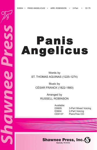 Product Cover for Panis Angelicus