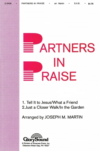 Product Cover for Partners in Praise
