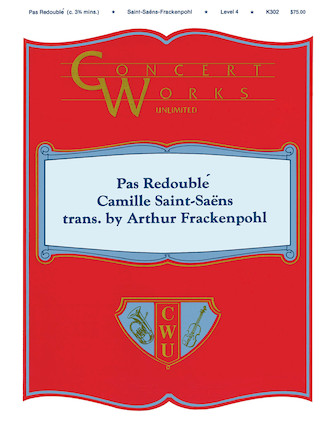 Product Cover for Pas Redoublé