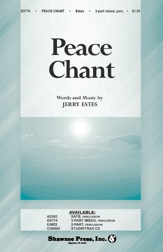 Product Cover for Peace Chant