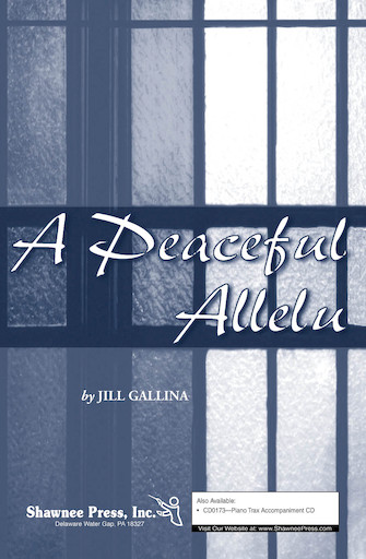 A Peaceful Allelu : 2-Part : Jill Gallina : Jill Gallina : Sheet Music : 35016820 : 747510059134