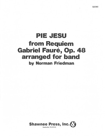 Product Cover for Pie Jesu