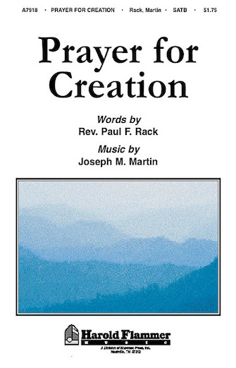 Product Cover for Prayer for Creation
