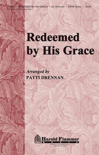 Product Cover for Redeemed by His Grace