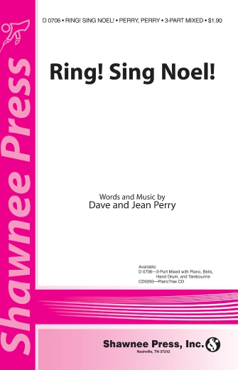 Product Cover for Ring! Sing Noel!