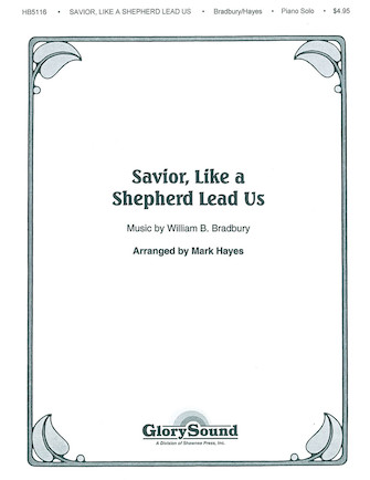 Product Cover for Savior, Like a Shepherd Lead Us