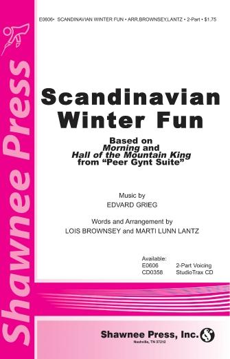 Product Cover for Scandinavian Winter Fun