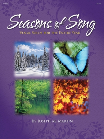 Product Cover for Seasons of Song