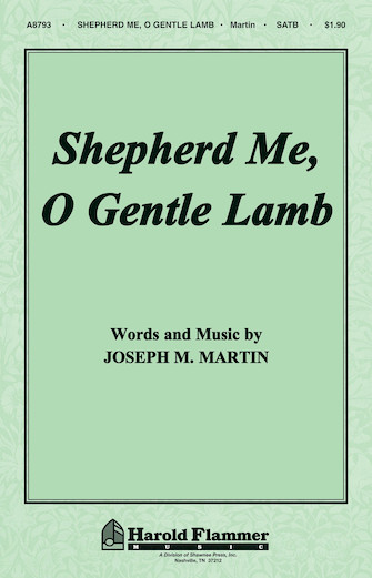 Product Cover for Shepherd Me, O Gentle Lamb