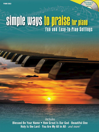 Product Cover for Simple Ways to Praise for Piano