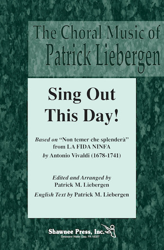 Product Cover for Sing Out This Day!