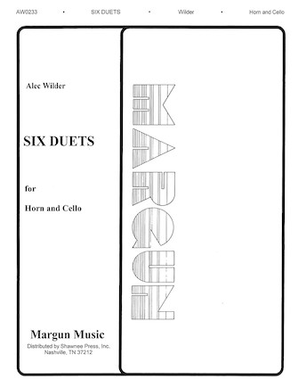 Product Cover for 6 Duets for Horn and Cello