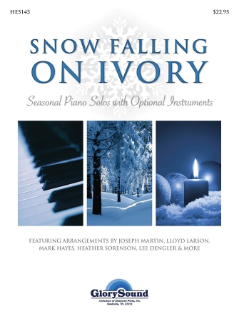 Product Cover for Snow Falling on Ivory