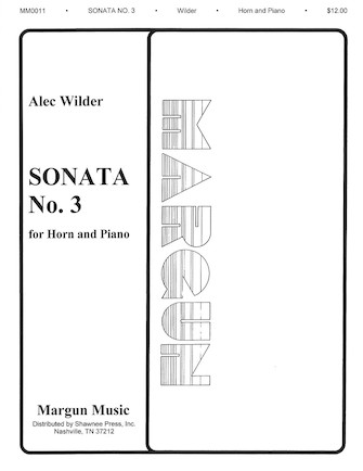 Product Cover for Sonata No. 3