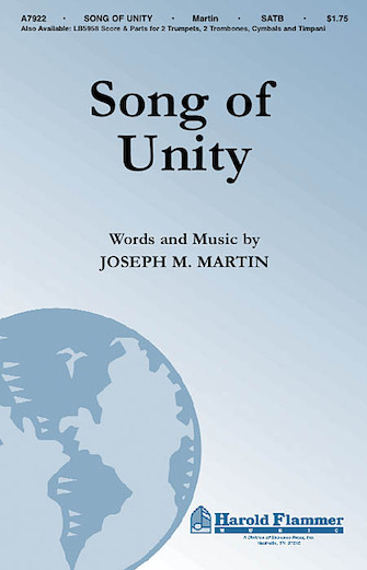 Product Cover for Song of Unity