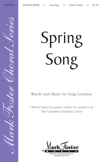 Product Cover for Spring Song