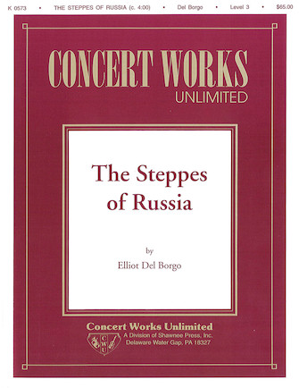 Product Cover for Steppes of Russia