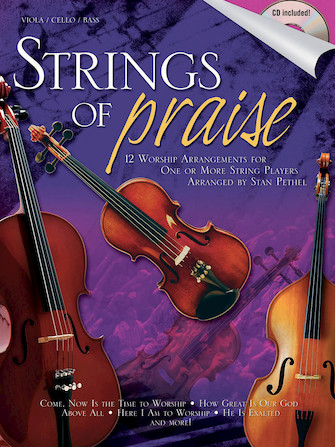 Product Cover for Strings of Praise
