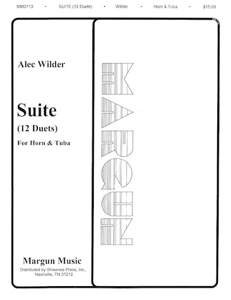 Product Cover for 12 Duets for Horn and Tuba