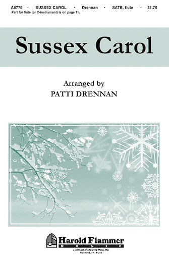 Product Cover for Sussex Carol