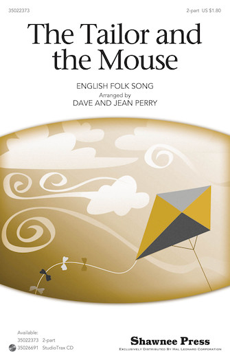 Product Cover for The Tailor and the Mouse