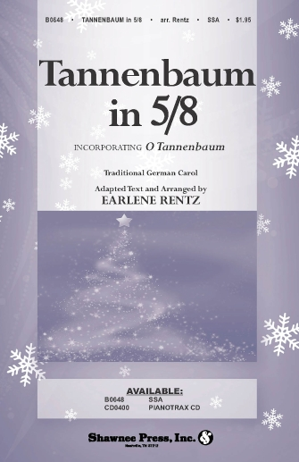 Product Cover for Tannenbaum in 5/8