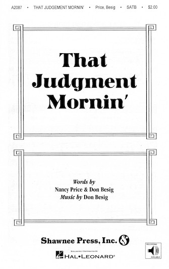 That Judgment Mornin'