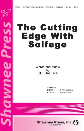 Product Cover for The Cutting Edge with Solfege