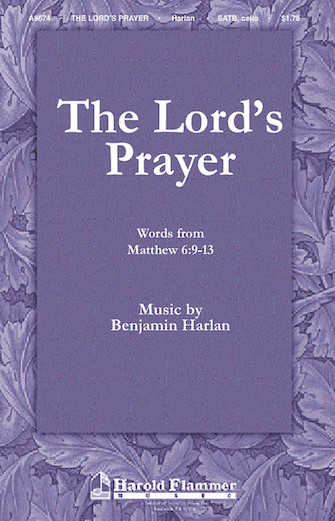 Product Cover for The Lord's Prayer