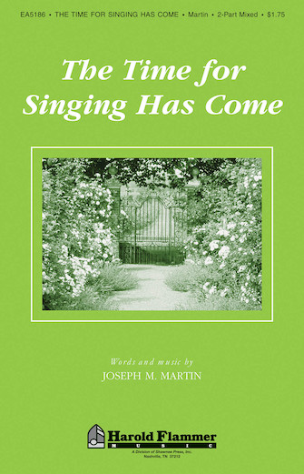 Product Cover for The Time for Singing Has Come