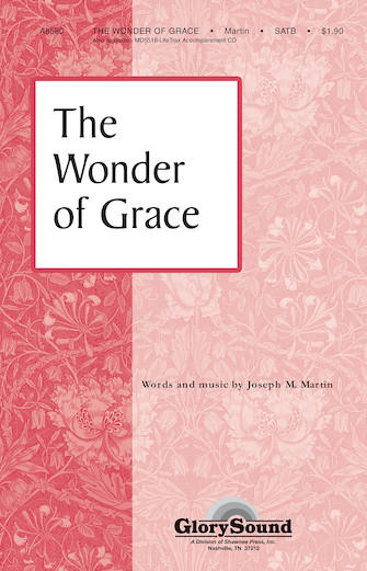 Product Cover for The Wonder of Grace