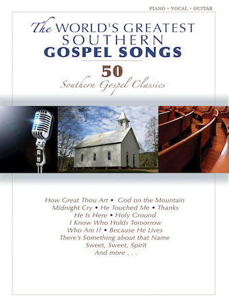 Product Cover for The World's Greatest Southern Gospel Songs