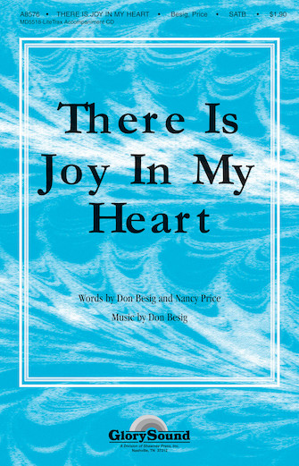 Product Cover for There Is Joy in My Heart