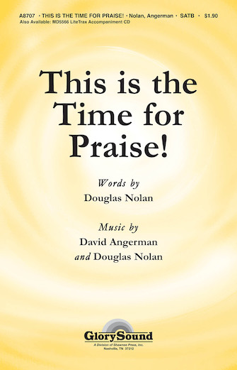 Product Cover for This Is the Time for Praise!
