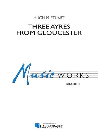 Product Cover for Three Ayres from Gloucester