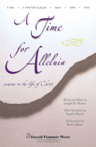 Product Cover for A Time for Alleluia
