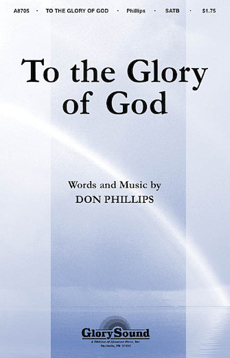 Product Cover for To the Glory of God