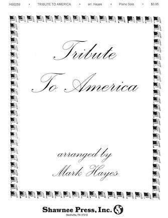 Tribute to America Piano Solo