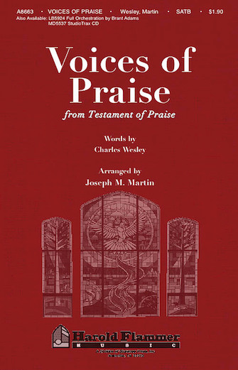 Product Cover for Voices of Praise (from Testament of Praise)