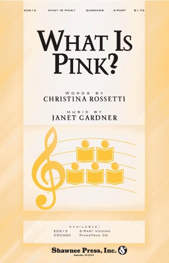 Product Cover for What Is Pink?