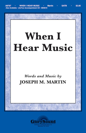 Product Cover for When I Hear Music